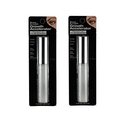 Ardell Brow and Lash Growth Accelerator Treatment Gel, 0.25 Ounce (2 Pack)