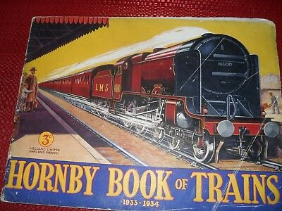 The Hornby Book of Trains Collectors 1929 MUG
