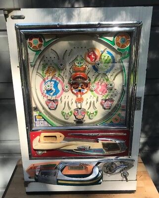 Pachinko Machine Vintage Sanyo Comet II Kurage Japan Made