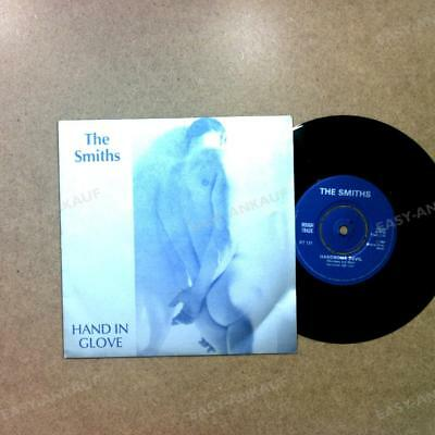 The Smiths - Hand In Glove UK 7in 1984 /3