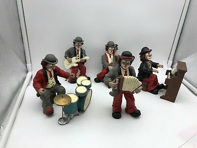 Gilde Clown Band bis 16,5 cm. Top Zustand.
