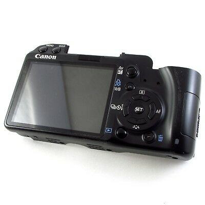 HS panneau AR + LCD Canon EOS 450D / Rebel Xsi back panel w/ LCD For parts ONLY