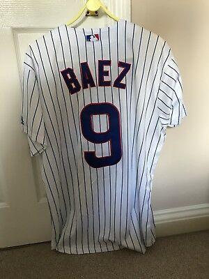 Chicago Cubs Baez Jersey Replica (read Listing)