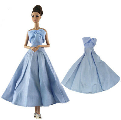 Fashion Princess Dress/Clothes/Gown For 11 in. Doll d04