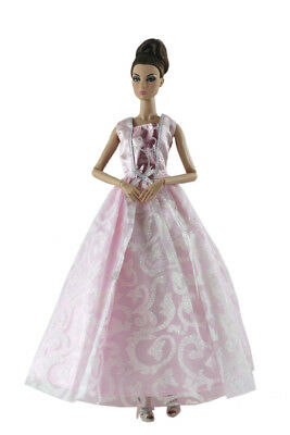 Fashion Princess Dress/Clothes/Gown For 11 in. Doll d05