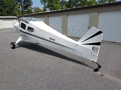 2014 Sport Flyer Experimental, Taylorcraft Replica, Only 110 Hrs Snew, Cheap!