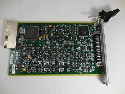 National Instruments Pxi 6704 Karte, 185825D-01