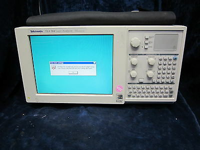 Tektronix Tla 704 Logic Analysator