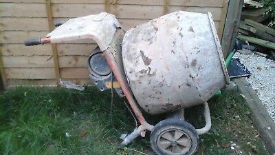 belle mixer 240 volt used spare or repair