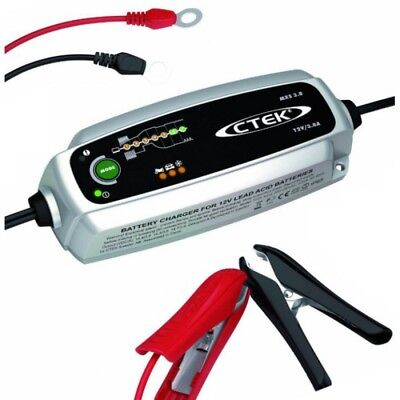 Battery Charger CTEK MXS 3.8 Ideal Battery Charger from 1.2Ah up to 85Ah