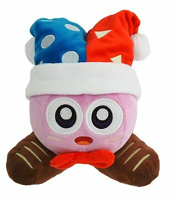 """Little Buddy Toys Official Kirby Super Star Marx 8"""" Stuffed Plush Authentic USA"""