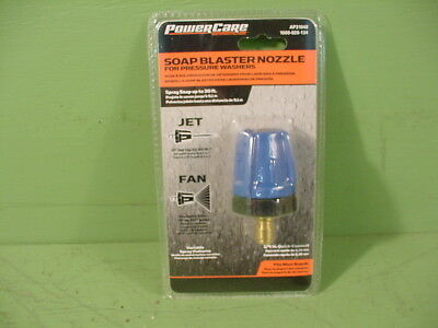 Power Care AP31048 Pressure Washer Soap Blaster Adjustable Nozzle New in Pack