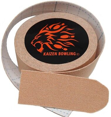 Bowling Fitting Thumb & Finger Tape - Tenpin Bowling Accessories (NATURAL)