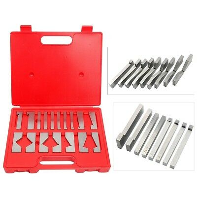 17 Piece Precision Angle Block Set - 1/4 to 45 Degree Set Machinist Toolmaker