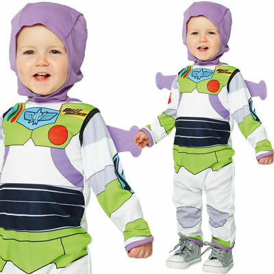 Toddler Disney Baby Buzz Lightyear Costume Outfit