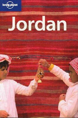 Jordan (Lonely Planet Country Guides) by Mayhew, Bradley Paperback Book The