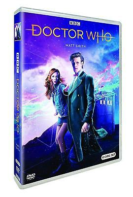 DR WHO 2010-2013 Series 5-7 - THE MATT SMITH Doctor Collection Seasons Rg1 DVD