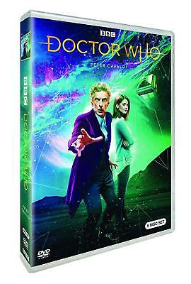 DR WHO 2014-2017 Series 8-10 THE PETER CAPALDI Doctor Collection Seasons Rg1 DVD