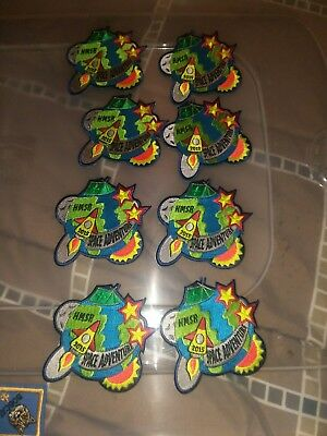 Lot Of Scout Badges