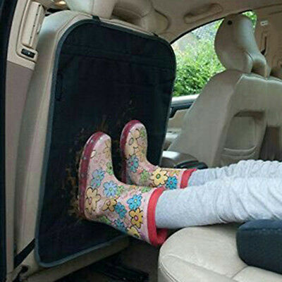 Kid Kick Mats Car Seat Back Protector Cover Protects Upholstery Dirty Shoes US
