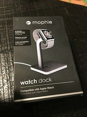 MOPHIE Watch Dock charging dock for Apple Watch