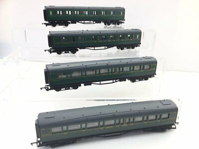 Hornby R431/R432 Oo-Messgerät Sr Maunsell Reisebusse X 4