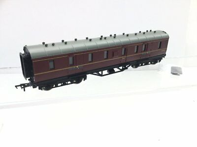 Bachmann 34-325A Oo-Messgerät Br Maroon 50' Parcels Transporter M30980M