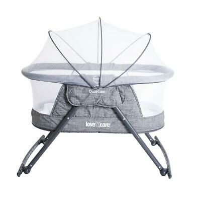 Love N Care Guardian Cradle (Grey) Love Care Free Shipping!