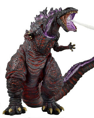 "Neca Godzilla SHIN GODZILLA action figure (Atomic Blast 2016) (12"" head to tail)"
