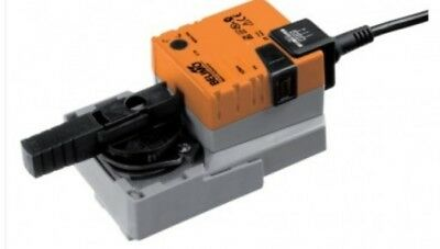 NR24A-SR - Rotary actuator for control BV 10 Nm