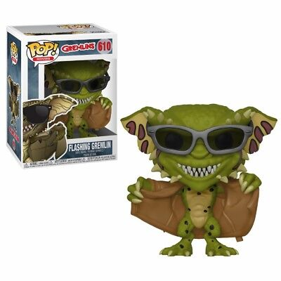 Figurine Funko Pop - Vinyl Movies - 610 Flashing Gremlin - Neuf
