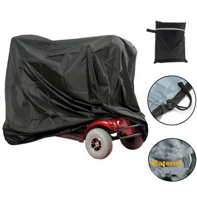 170cm Mobility Scooter Wheelchair Waterproof Storage Cover Rain Protection