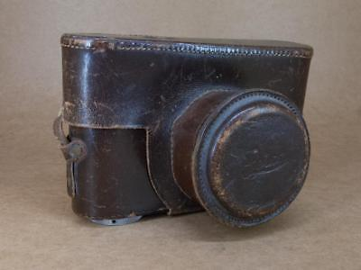 Leitz Leica Leather Ever-Ready ESOOG Case 3/8'' Thread for Ic / If Bodies