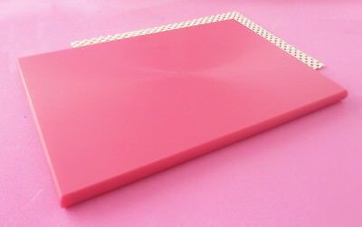 Non Stick Sugarcraft Board, Rolling Out & Cake Decorating in Pink, Green, White