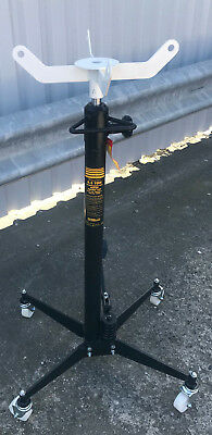 Sealey Transmission Jack 0.3tonne Vertical Rocket Lift 300TRQ (B) 4