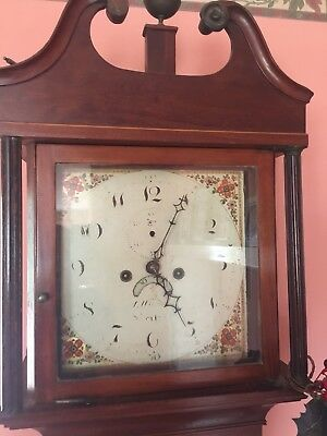 Long Case Clock circa 1825 Grandfather clock