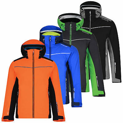 Dare2b Vigour Mens Waterproof Insulated Ski Jacket