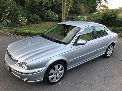 2006 Jaguar X Type Awd * Fabulous Only 32000 Miles*