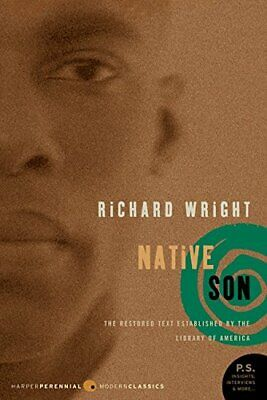 Native Son (Modern Classics) by Wright, Dr Richard Book The Cheap Fast Free Post