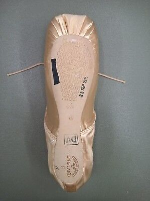 FREED OF LONDON Specials - 4 1/2 noX Heel Pin 'A' Maker Custom Pointe Shoes