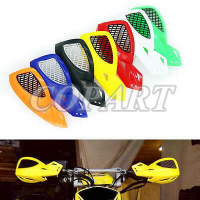 Motorcycle Hand Guard Protector Universal Moto Dirt Bike ATVS 22mm Handlebar