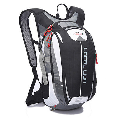 Motorcycle Cycle Riding Backpack 18L MTB Outdoor Breathable Riding Cycling Bag