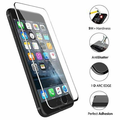 Tempered Glass Screen Protectors Film For Apple iPhone X SE 8 7 6 6s Plus 5 5C 4