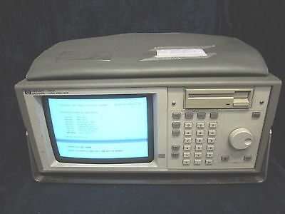 Hp 1650A Logic Analysator