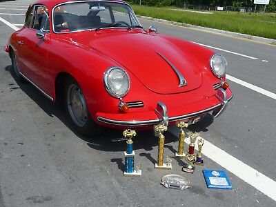 1965 Porsche 356 c-coupe Exceptional car for sale- gaps & numbers matching according to porsche factory