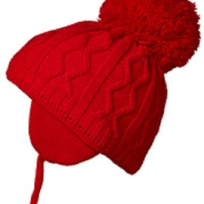 Satila Charlie Pom Hat in 5 Colours sizes 0-5 mth, 5-12 mth,1-3 yrs & 3-5 yrs