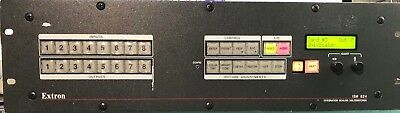 EXTRON ISM 824  Scaling Router HD-SDI Multi-format Switcher
