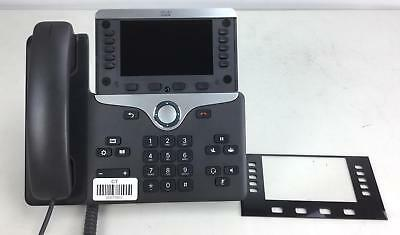 Cisco CP-8811-K9  VoIP Office/Business Phone w/ Stand & Screen Protector