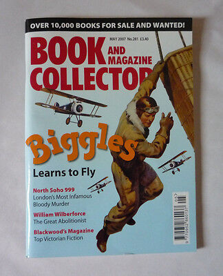 Book And Magazine Collector - Biggles Learns To Fly May 2007 - Excellent Cond.