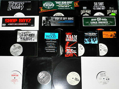 "15 x 12"" US  DIRTY SOUTH RAP / HIP HOP ** SIX SHOT-LIL SCRAPPY-ROMEY ROME (2/16)"